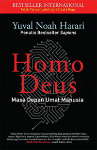 Image of Homo deus: Masa depan umat manusia = Homo deus: a brief history of tomorrow