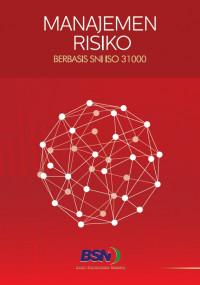 sni iso 31000 manajemen risiko pdf